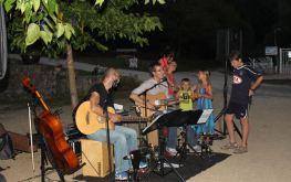 soirée chansons camping