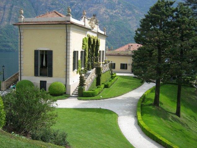 Comersee, Villa Balbianello