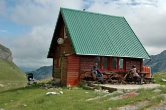Hütte im Durmitor Nationalpark