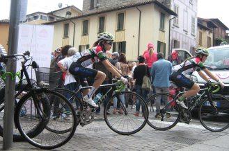 Giro d'Italia Iseo in Iseo
