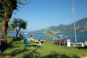 Blick Richtung Iseo