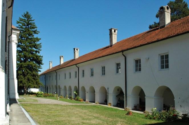 Kloster Ravanica aus dem 16. Jhd.