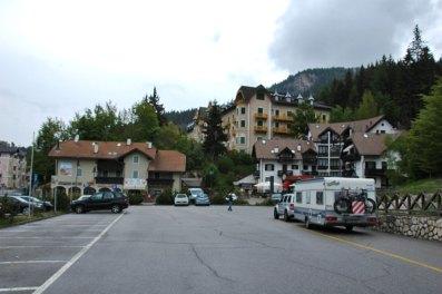 Mendelpass Zentrum, 1363 m