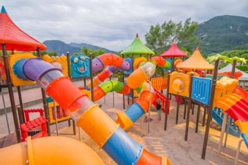 Camping La Quite, Kinderspielplatz