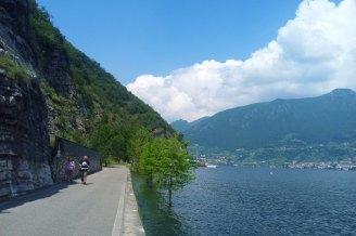 Uferweg Monte Isola