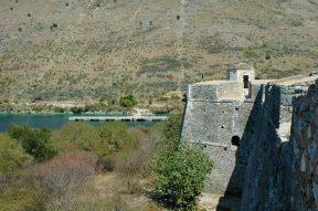 Verteidigungsanlage Porto Palermo
