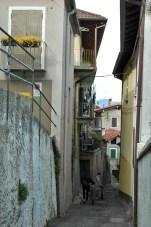 Solcio Altstadt, für Fahrräder zu steil