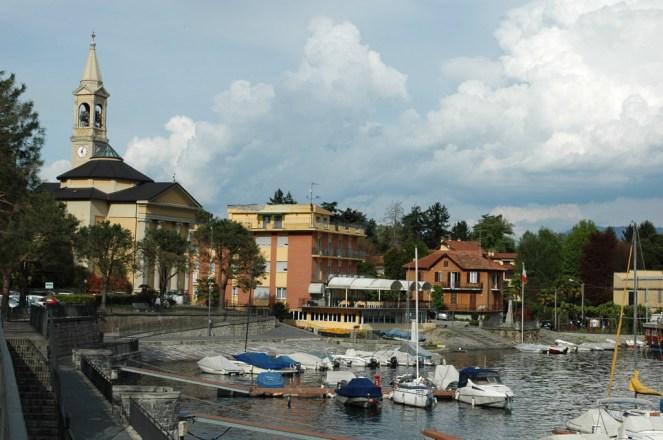 Uferstraße von Solcio