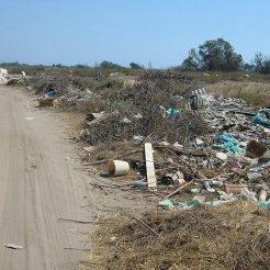 Müllproblem in Ulcinj