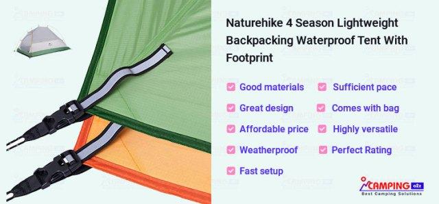 Naturehike-4-Season-Lightweight-Backpacking-Tent
