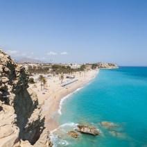 Villajoyosa Beaches