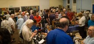Crowd at Fair