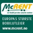 Bobilutleie hos McRent