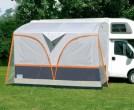 Fortelt til campingbil og bobil