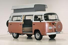 Ny VW T2
