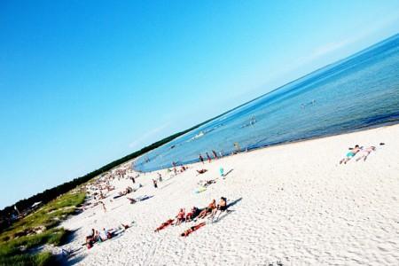 Beste camping øy i Sverige