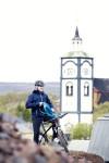 Røros - Bobil og sykkelferie