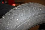 Feil hjulstilling fører til farlige dekk
