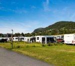 POPULÆRT: Interessen for campingferie er skyhøy, viser nye tall. Bransjeaktører tror 2018 kan bli en rekord-sommer. (Foto: Colourbox)