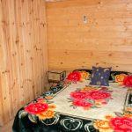 Dormitorio Cabaña 2 personas