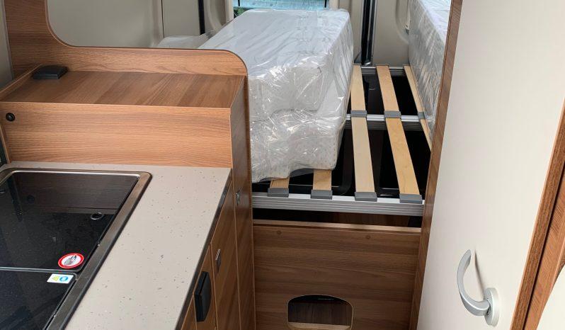 Carado Vlow 540 – fourgon 5m40 complet