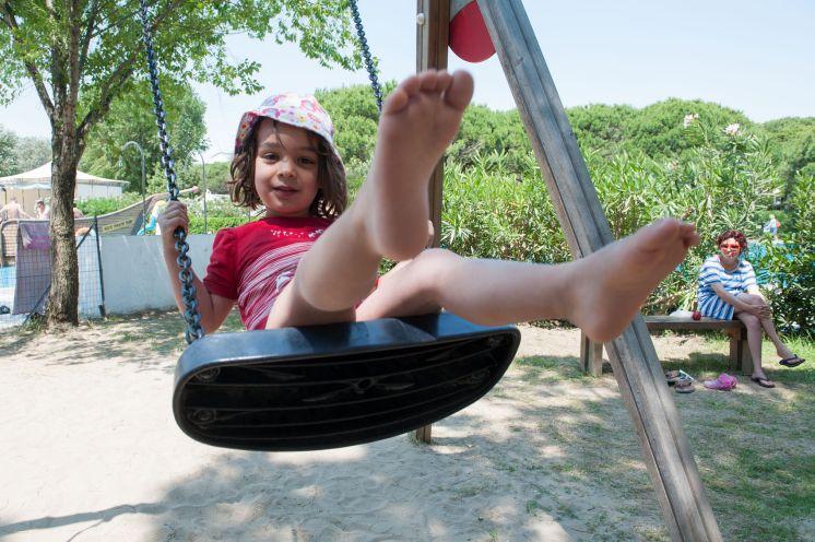 Ca' Savio swing