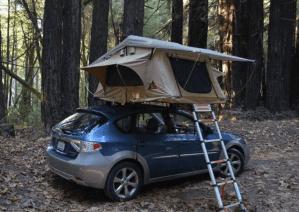 Tepui Explorer Ayer Roof top Tent