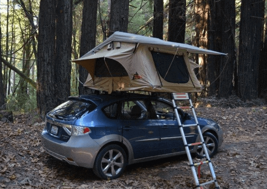 Tepui Explorer Ayer Roof top Tent