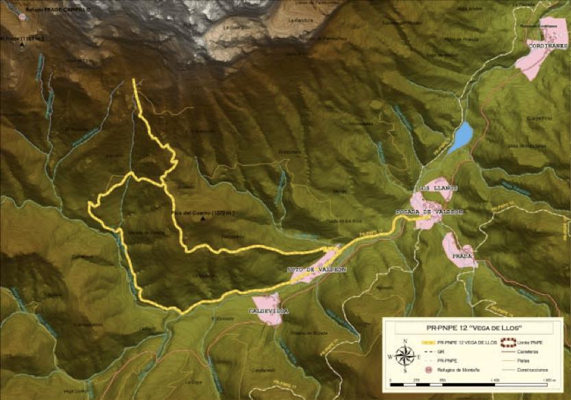 Rutas cercanas al Camping 2
