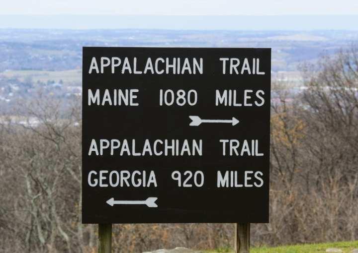 Appalachian Trail 13