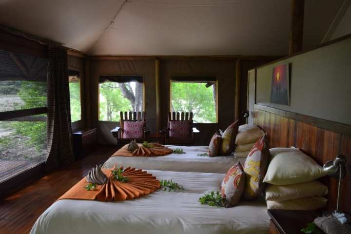 glamping in africa 1