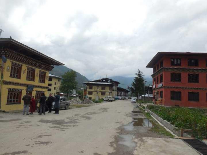 Trekking in Bhutan 9