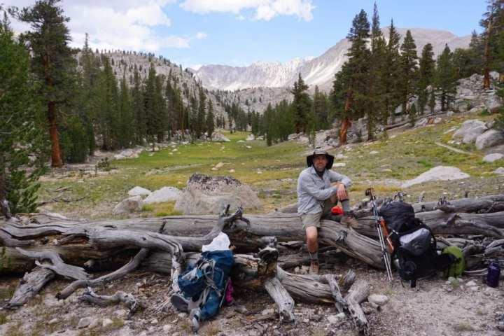 The John Muir Trail 2