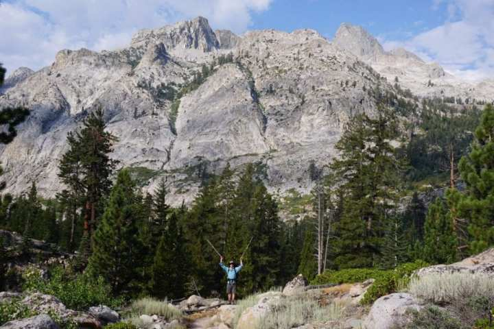 The John Muir Trail 10