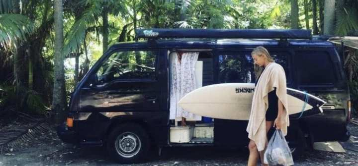 Women Travelling Alone in Motorhomes 2
