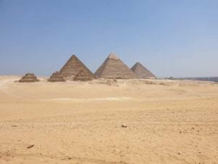 Solo Women Travel Egypt 1