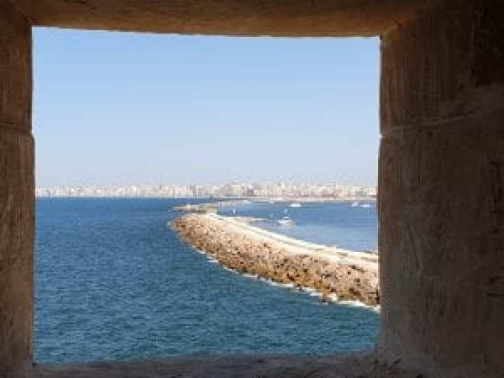 Mediterranean Sea Egypt 5