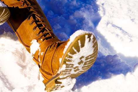 Image of warmest boots on the planet
