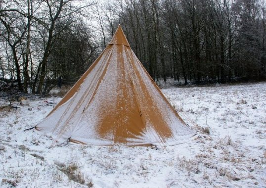 image of best family tents for bad weather