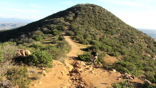 Image of best walking trails in San Diego