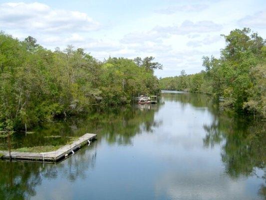 Image of free Florida camping