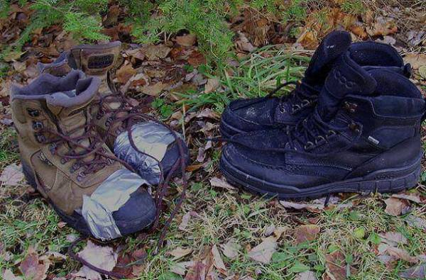 Image of do hiking boots wear out