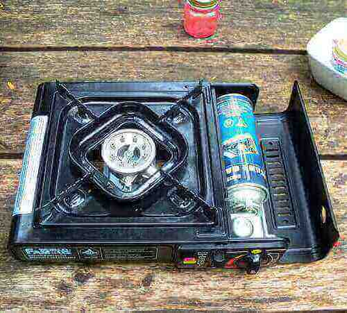Image of Can I use a camping stove indoors