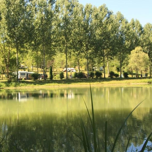 Camping dordogne pêche