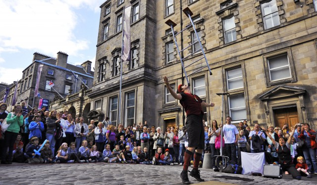 Edinburgh Festival and Fringe 2017