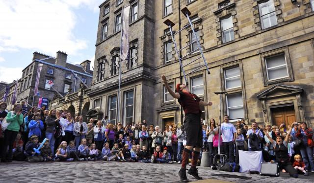 Edinburgh Festival and Fringe 2018