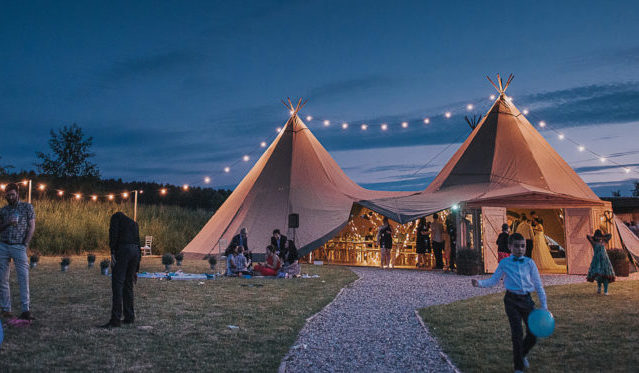 Cotswold Tipis for Hire