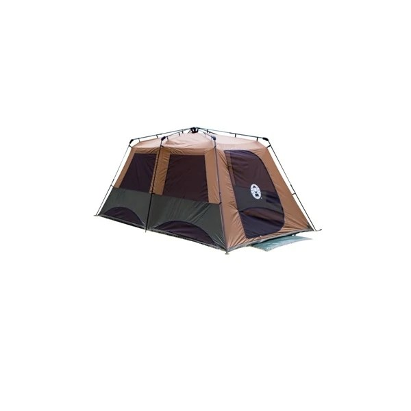 Coleman Instant Up 10 Tent Gold Series Whats Up World
