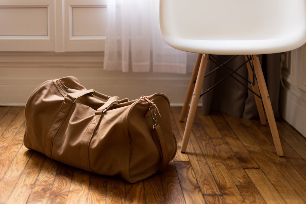 How to pack a duffel bag for your next camping trip