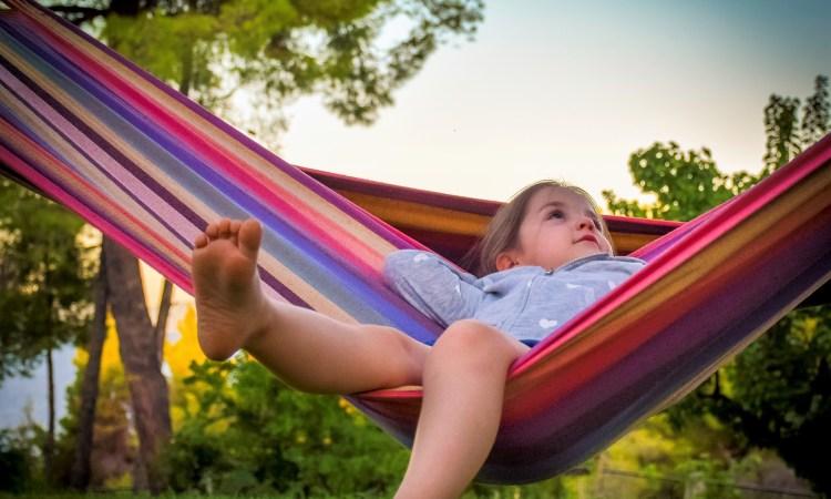 DIY hammock rain fly